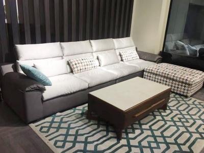布艺沙发-阿尔法