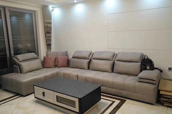 奢尚真皮沙发
