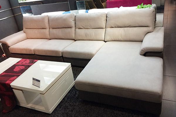 北京奢尚真皮沙发
