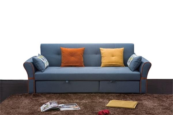 布艺沙发应该如何搭配客厅的窗帘